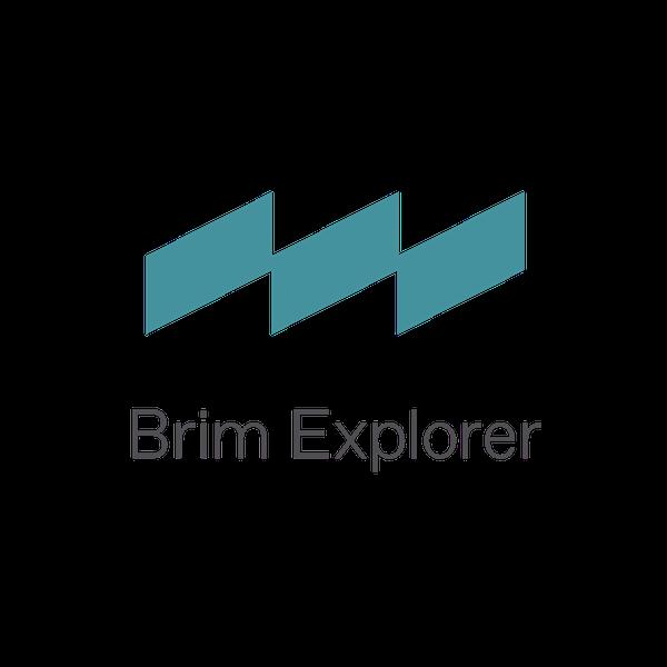 Logo for Brim Explorer