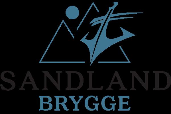 Logo for Sandland Brygge AS